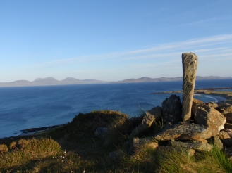 Paps from Colonsay