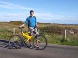 Biking around Coll