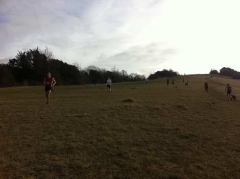 Box Hill finish 1