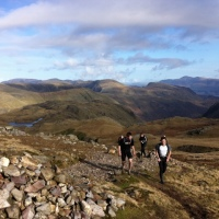 Another Bob Graham recce: 11 hours, 13 summits, 35 miles