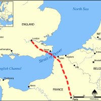 Rowing the English Channel