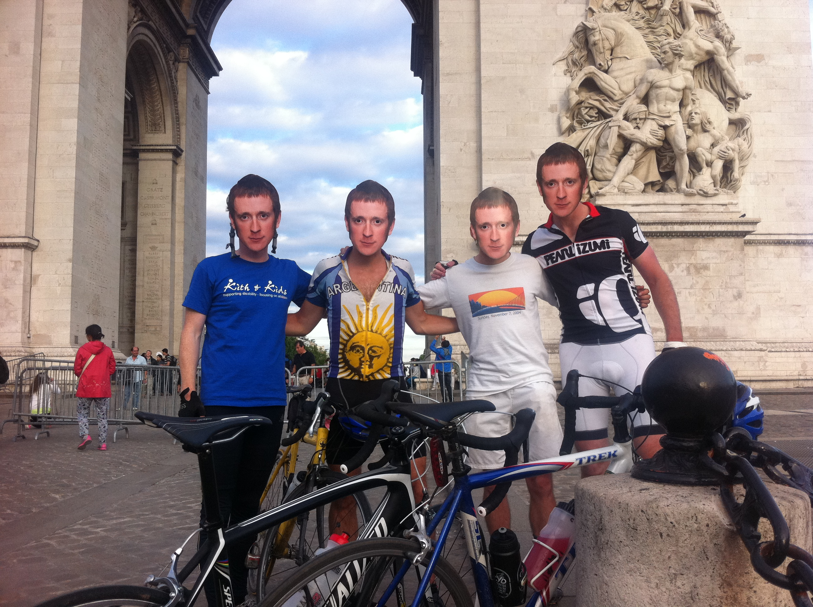 marble arch to arc de triomphe u2013 300 miles of running rowing and