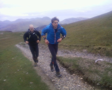 Running the Bob Graham