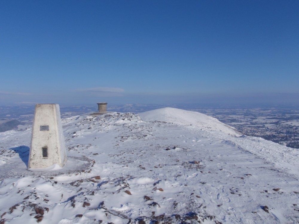 3 Worcestershire Beacon