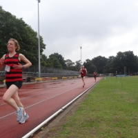 The loneliness of the 10,000 metre runner