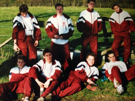 Cross country: 1999