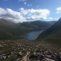 Running the Rigby Round - the Cairngorms in one go